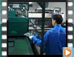 迪多自动丝印工艺过程3