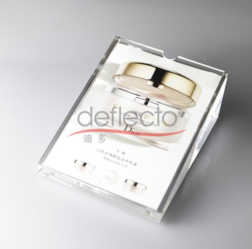 迪多-小瓶化妆品压克力展示架