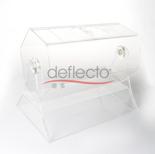 迪多-有机玻璃投票箱