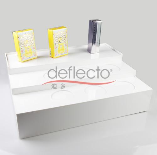 迪多-压克力彩妆化妆品展示架