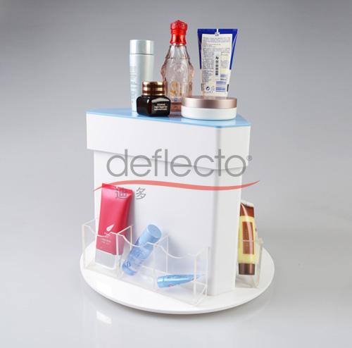 迪多-有机玻璃柜台资料架