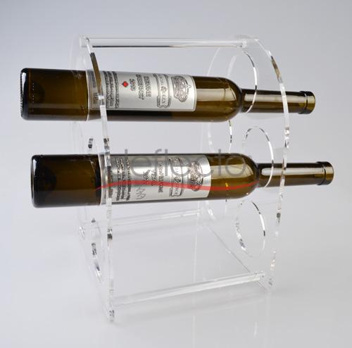 迪多-亚克力红酒架