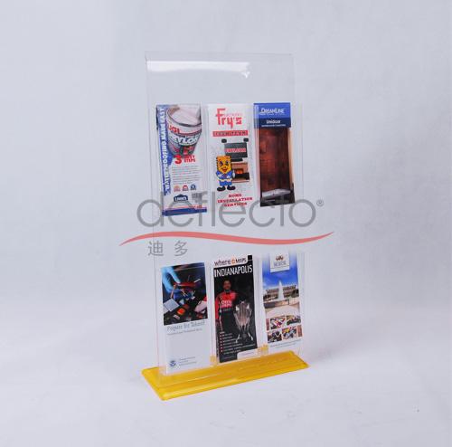 迪多-压克力资料盒