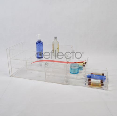 迪多-化妆品有机玻璃展示架