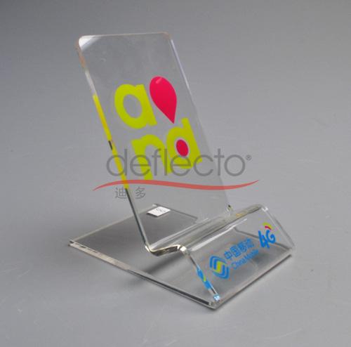 迪多-亚克力手机展示架