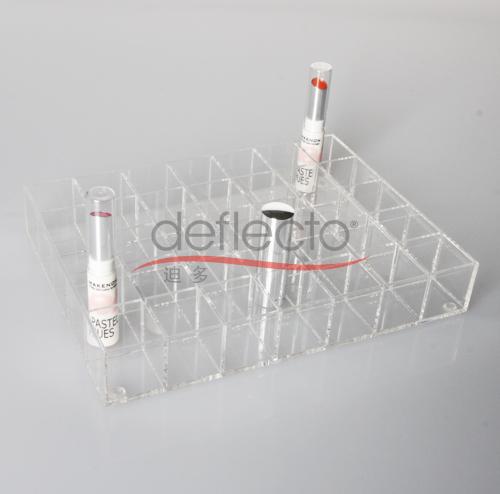 迪多-亚克力化妆品架