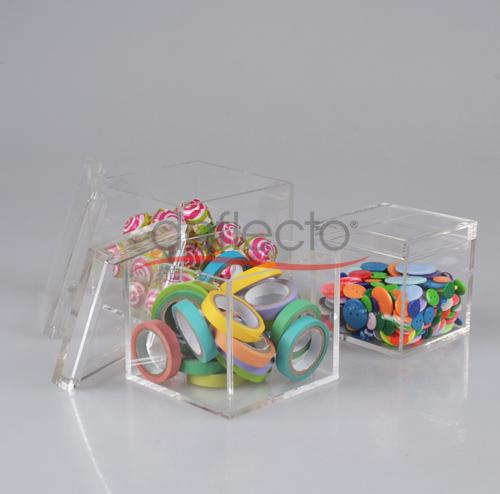 迪多-亚克力糖果收纳盒