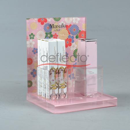迪多-化妆品架