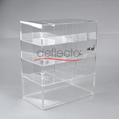迪多-有机玻璃储物架